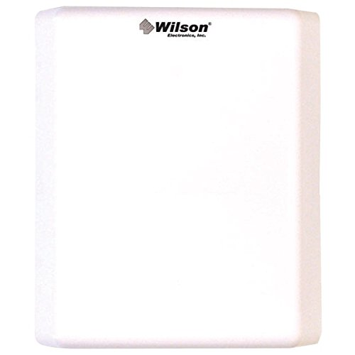 (WILSON ELECTRONICS 311135 Dual-Band 50ohm Wall-Mount Panel Antenna PET2)