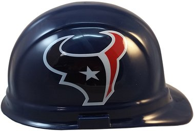 Texas American Safety Company NFL Houston Texans Hard Hats with Ratchet Suspension 2