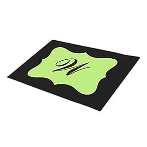 Re-Tension Doormat Monogram Rug Indoor Door Mat