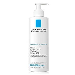 La Roche-Posay Toleriane Hydrating Gentle Cleanser, 13.52 fl. oz