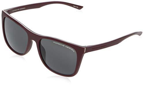 Porsche Design Men's P8648 P/8648 Square Sunglasses 56mm