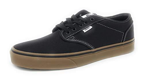 Vans-Mens-Atwood-Low-Top-Sneakers-10-M-US-BlackGum