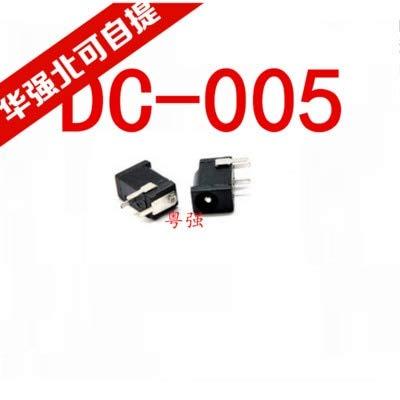 Computer Cables Yoton DC Socket DC-005 5.5-2.1MM DC Power Socket Cable Length: DC-005 5.5-2.1MM