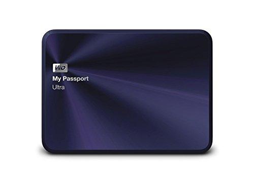 Western Digital My Passport Ultra 2TB (Blue) - 4