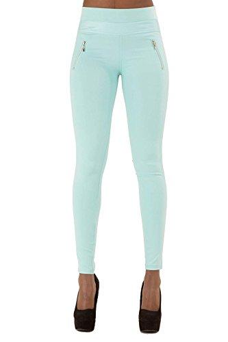 LustyChic - Pantalón - para mujer Azul