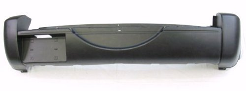 OE Replacement Jeep Liberty Rear Bumper Cover (Partslink Number CH1100406) -