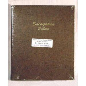 Date Dansco Album (Dansco Sacagawea Dollar Album)