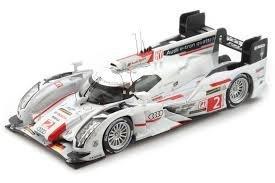 Audi R18 Le Mans 24h 2013 #2 Miniatur Model 1/43 WEC Spark