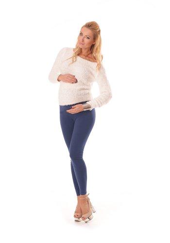 Purpless Maternity Polainas de Maternidad Comodos Cubren y Protegen el Vientre 1000 Jeans
