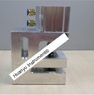35125mm pneumatic euro hole punch for plastic bag by Huanyu Instrument