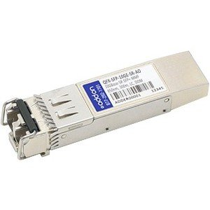 Addon-Networking LC MultiMode SFP+ Transceiver Module (QFX-SFP-10GE-SR-AO) by Addon-Networking