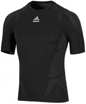 ir a buscar Desde Doméstico  Adidas Techfit Seamless Medium Compression Short Sleeve Tee Shirt ...
