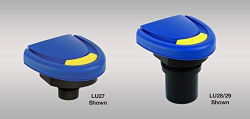 Flowline LU28-00 , Sensor, Liquid Level, 24.6 ft Range, 2 in NPT, NEMA 6P, 10 ft Cable, cFMus by Flowline