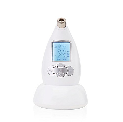 Microderm GLO Facial Treatment Machine for Anti-Aging Care, Blackhead Remover & Exfoliating
