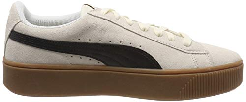 Vikky puma Zapatillas Stacked White Black Puma Sd Mujer Morado Para whisper w4z1qF1Wd