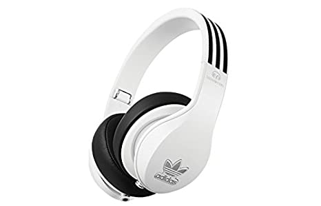 promo code e6c36 4225f Monster Cuffie Over-Ear Adidas Originals, Bianco