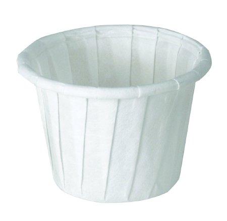 Orsini Disposable Paper Soufflé Cups 3/4 Oz (Pack of 250)