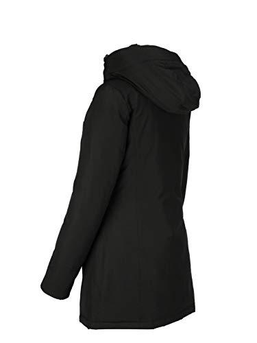 Woolrich Nero Parka Mod Donna Cn03 Wwcps2647 H7vwHU1r