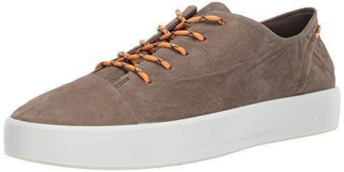 ECCO Men's Soft 8 Tie Sneaker Tarmac Dyneema Leather 45 M EU (11-11.5 US) from ECCO
