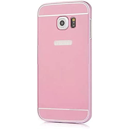 Samsung Galaxy S7 edge Case, Nicelin Aluminum Metal Frame and Acrylic Plastics Cover Case for Samsung Galaxy S7 Sales