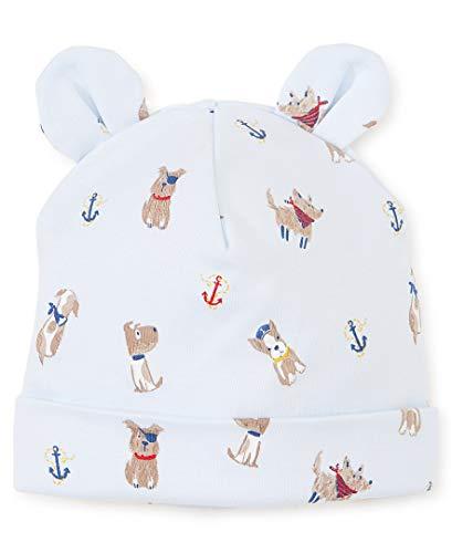 Kissy Kissy Baby-Boys Infant Salty Dogs Print Hat-Blue-Small