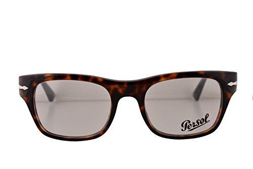 Persol PO3070V Film Noir Edition Eyeglasses 52-20-145 Havana 24 PO3070 (FRAME - Persol Po3007