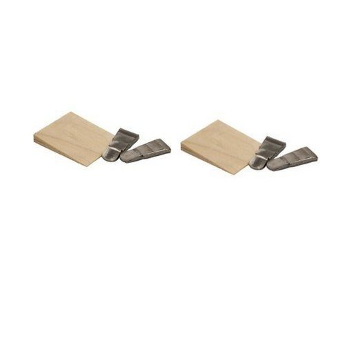 Link Handle Wooden and Steel Axe Handle Wedges 04513-00 3 Wedges Per Pack (2 ()