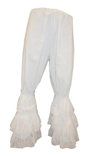 Victorian Pantaloon Bloomers Ladies Deluxe 1817