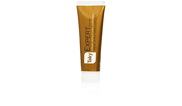 Taky Expert con Oro Crema Depilatoria Corporal - 100 ml: Amazon.es: Belleza