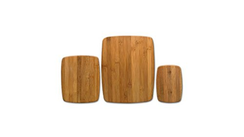 Bamboo Cutting Board Set ()