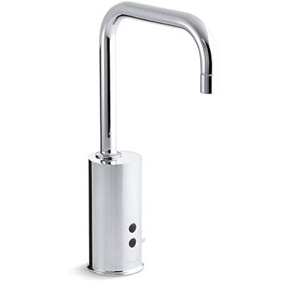 KOHLER Gooseneck Touchless Deck-Mount Faucet