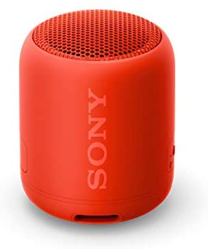 Sony Compact and Moveable Waterproof Wi-fi Speaker with Further Bass – Purple