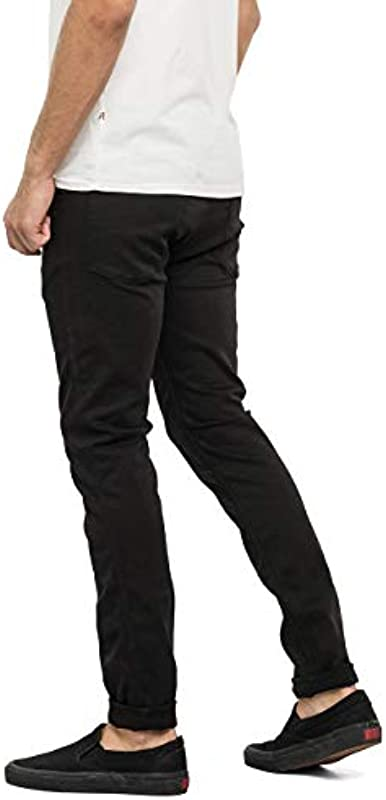 Replay Hyperflex Anbass męskie spodnie dżinsowe Slim: Odzież