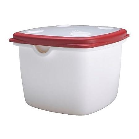 Ikea 365 + Congelador y Microondas Caja de 1,6 L): Amazon.es: Hogar
