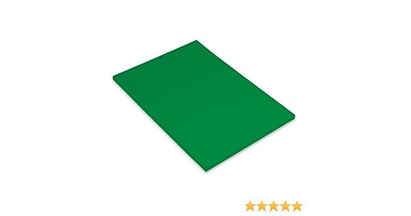Color Verde Abeto 50 Unidades Canson Iris Cartulina