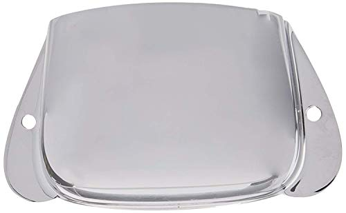 Bridge Strat Cover (Fender American Vintage Precision Bass Bridge Cover - Chrome)