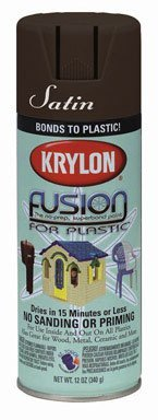 (Krylon k02436; espresso 12oz [PRICE is per CAN])