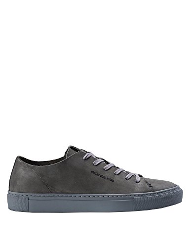 Replay Up Oregon Grey Lace Men's Sneakers Leather wq1wSAp