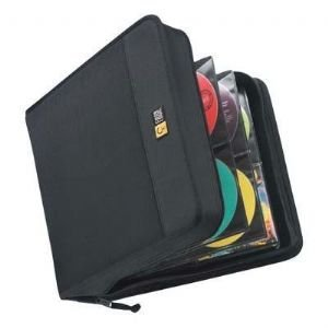 CD Wallet- 208 Disc Capacity