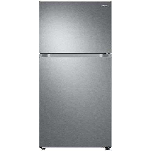 (Samsung RT21M6215SR / RT21M6215SR/AA / RT21M6215SR/AA 21.1 Cu. Ft. Stainless Steel Top Freezer Refrigerator)