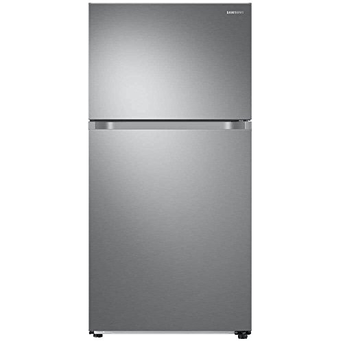 Samsung RT21M6215SR / RT21M6215SR/AA / RT21M6215SR/AA 21.1 Cu. Ft. Stainless Steel Top Freezer Refrigerator (Fridge Stainless Samsung)