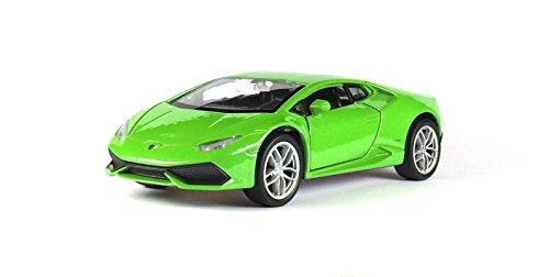 Welly Lamborghini Huracan Lp610 4 Metallic Green Buy Online In Ksa