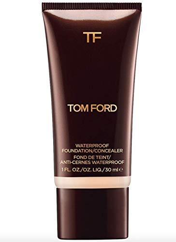 Tom Ford Waterproof Foundation Made in Belgium 30 ml - 4.5 NUDE IVORY / トムフォード防水財団ベルギー製30 ml - 4.5 ヌードアイボリー B07PBM86TR