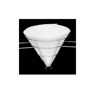 RPPEFC10 - Royal paper Non-Woven Filter Cone - 10'' by Royal Paper