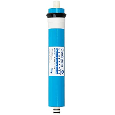 Universal Compatible 75GPD Reverse Osmosis Membrane Replacement-NSF certificated Removes 98% of Contaminants in Water