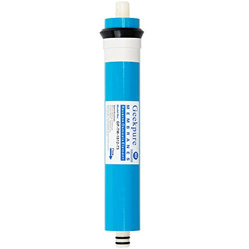 ompatible 75 GPD Reverse Osmosis Membrane Replacement-NSF certificated Removes 98% of Contaminants in Water ()