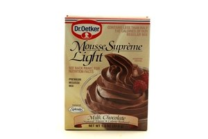 Image Unavailable Not Available For Color Dr Oetker Mousse Supreme