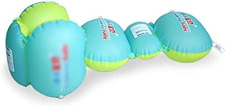 水泳安全フロート、子供のためのダブルエアバッグ/環境にやさしいPVC/大型バックルインフレータブル水泳アーム、高齢1-8 (Size : S)