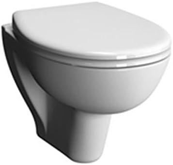 Alterna – Pack WC suspendida Acuario corta (sin brida tapa con ...