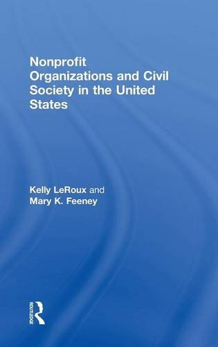 Nonprofit Organizations and Civil Society in the United States